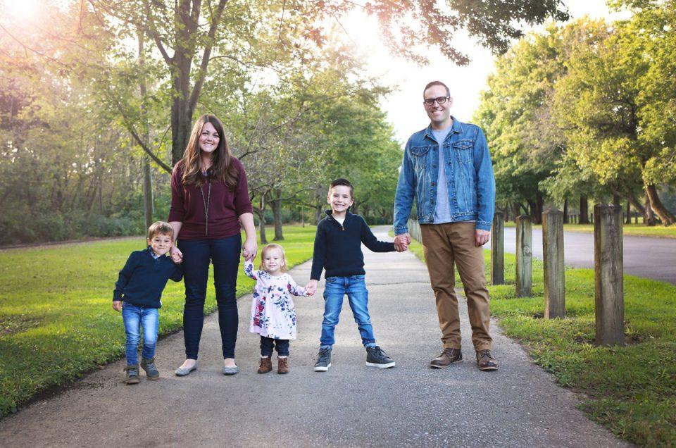 The Santistevan Family